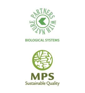 Certificados de calidad | Koppert y MPS
